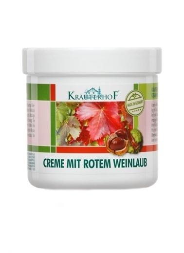 Krauterhof  Kırmızı Asyaprağı Kremi 250 Ml Renksiz